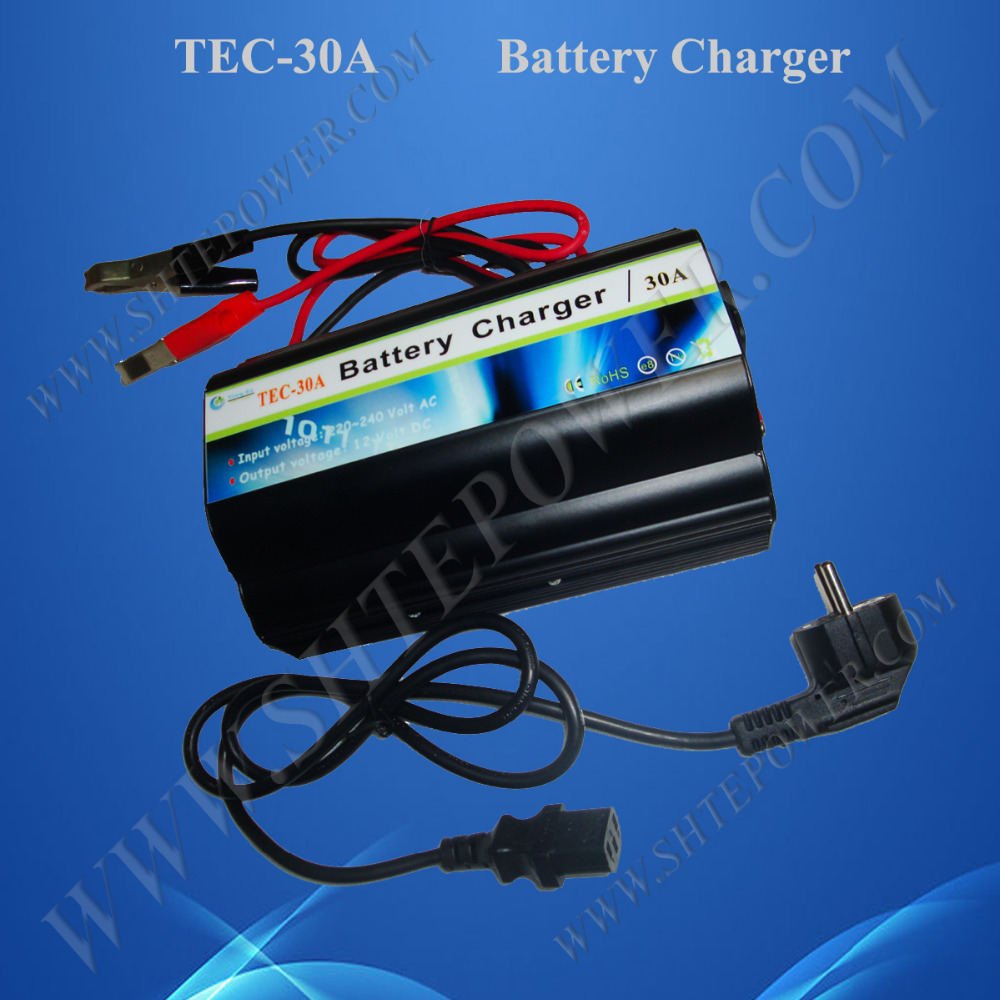 Make Car Battery Charger 12V 30A BatteryCharger AC 220V/230V/240V angle mini 5 pin usb male 12v to 5v step down power converter cable black 115cm