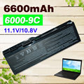 6600 mah batería para dell inspiron 6000 9200 9300 9400 e1705 xps gen 2 i m170 m1710 precision m6300 m90 y4873 YF976