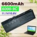 6600 mah bateria para dell inspiron 6000 9200 9300 9400 e1705 xps gen 2 i m170 m1710 precision m6300 m90 y4873 YF976