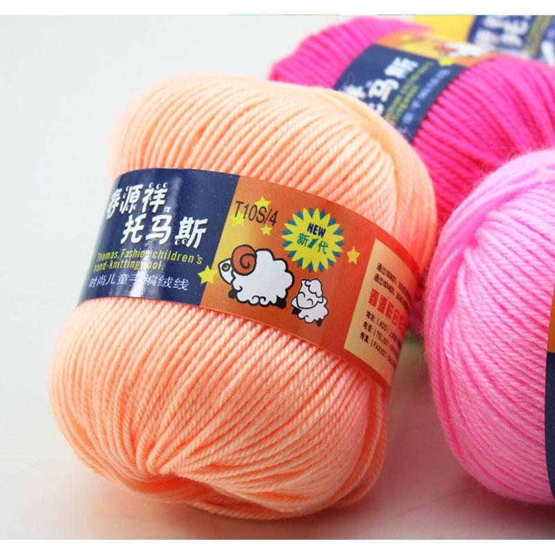 Cheap Knitting Yarn : /Lot 6 Ball Cheap Knitting Yarn China Crochet Organic Baby Wool Yarns ...