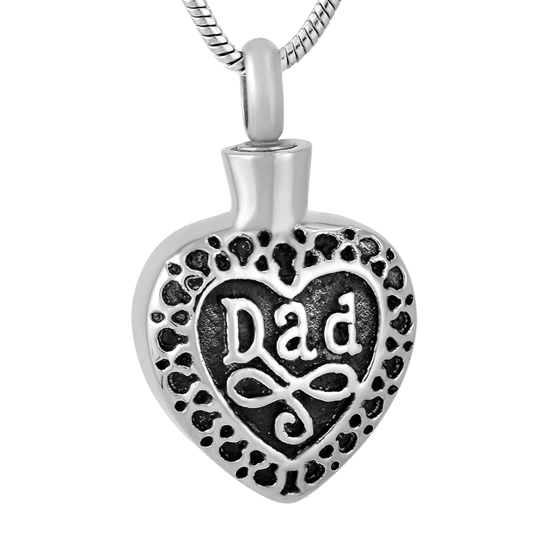 Heart Cremation Jewelry Keepsake Urn Necklaces For Ashes Memorial Dad Mom Son Pendant 316 Surgical Grade Free Kits Necklace For Ashes Urn Necklaces For Ashesnecklace Necklace Aliexpress