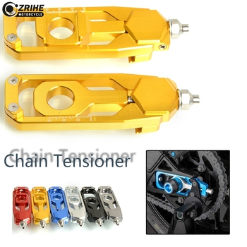 for YAMAHA MT-09 TRACER FZ-09 FJ-09 FZ09 FJ09 Motorcycle Parts CNC Chain Adjusters Tensioners Catena Motorcycle Accessories