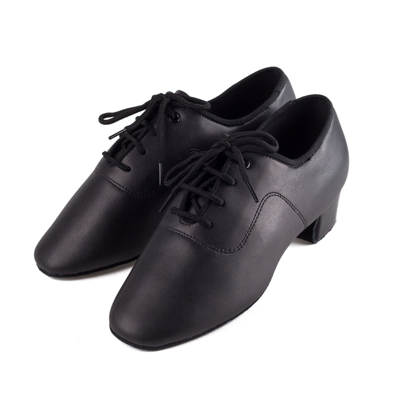 Genuine Leather BD children Latin dance shoes Boys and girls Dance shoes Boy Low heeled Dancing
