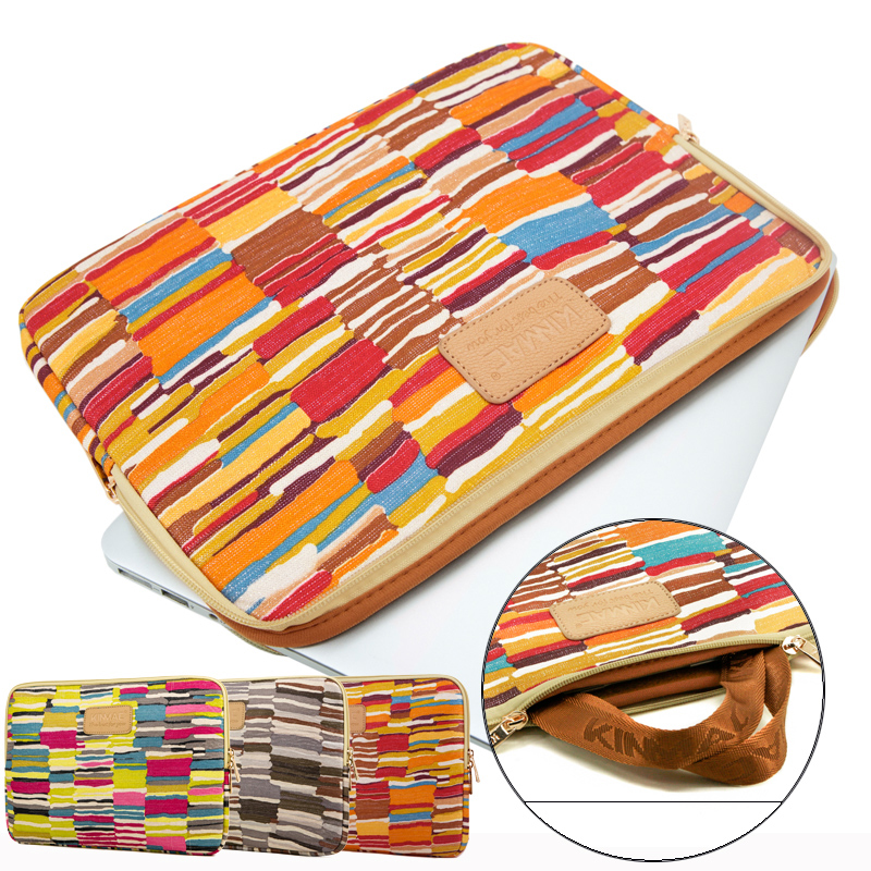 Laptop Case for macbook Air pro 13 Notebook Cover Bag PC Computer Sleeve Pouch 10