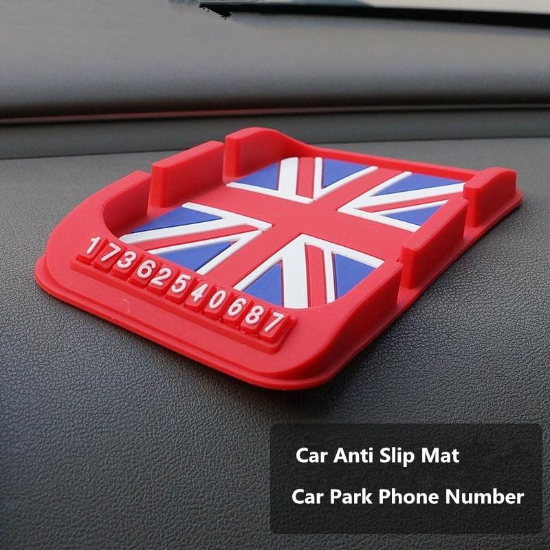 Silicone Car Anti Slip Mat Magic Dash Mat Dashboard Sticky
