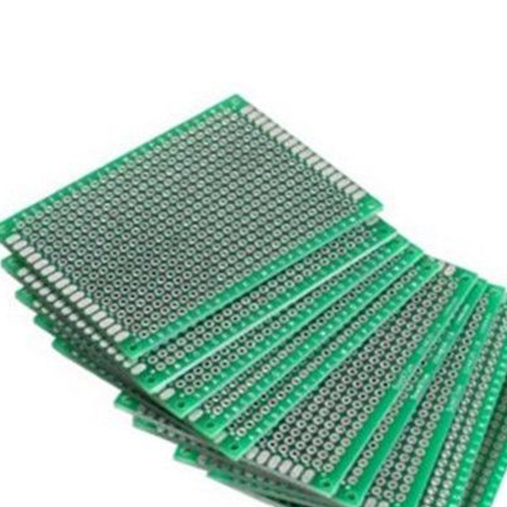 20Pcs Double Side Prototype PCB Tinned Universal Breadboard 5x7cm 50mmx70mm