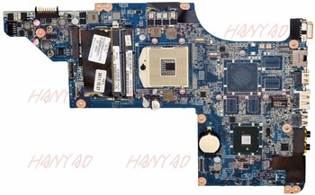 motherboard for hp dv6 dv6-3000 laptop motherboard 630281-001 ddr3 da0lx6mb6h1 Free Shipping 100% test ok
