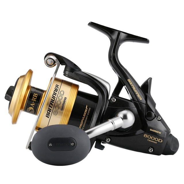 Best Shimano Baitrunner 4000D 6000D 8000D Saltwater Spinning Fishing Reel Fishing Reels 48df1abde761c99b90b086: 4