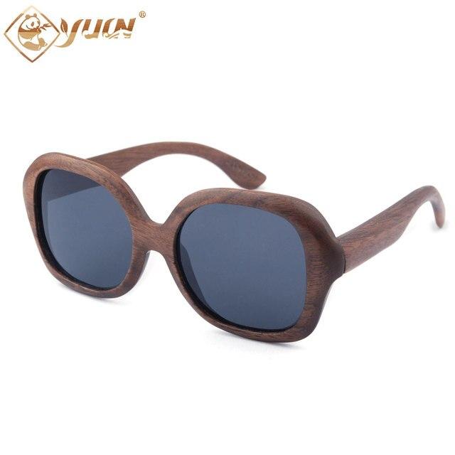 9b8b62e555 Super retro bamboo wood sunglasses ray mirror vintage big size eyeglasses  men women wooden glasses W3024