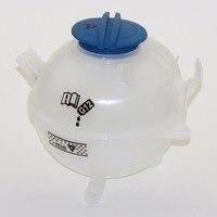 OEM Engine Radiator Coolant Reservoir Tank Bottle And Cap For GOLF MK6 GTI JETTA 5 TIGUAN PASSAT CC 1K0 121 407 A 1K0121407A