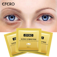 10pack/lot Collagen Snail Eye Cream Lift Serum Beauty Anti Wrinkle Aging Eliminate Bags Removal Dark Circles