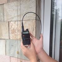 Walky Talky BAOFENG 8W dual band portable marine radio 8HX+baofeng Antenna NA 771 SMA F VHF/ UHF for Baofeng UV 5R Walkie Talkie