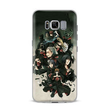 Naruto Akatsuki Phone Case Cover For Samsung