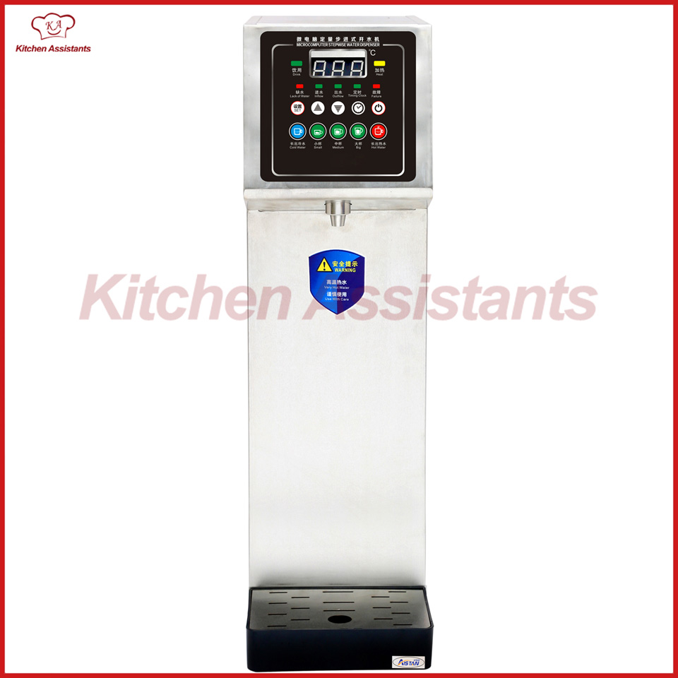 IT10H 10L Commercial energy-saving electric water boiler water machine kettle automatic boiling for milk tea shop cafe все цены