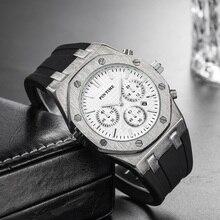 Top brand Men Watches Luxury Fashion Men's Sports W
