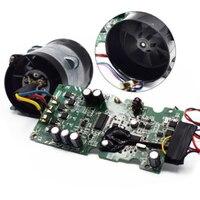 12V  turbocompresor de potencia de turbina eléctrica de coche  Tan Boost  ventilador de admisión de aire  novedad