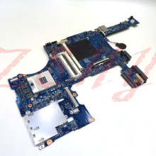 for hp Elitebook 8770W laptop motherboard 688746-001 688746-601 DDR3 Free Shipping 100% test ok laptop motherboard for hp elitebook 8440p 594028 001 kcl00 la 4902p qm57 gma hd ddr3
