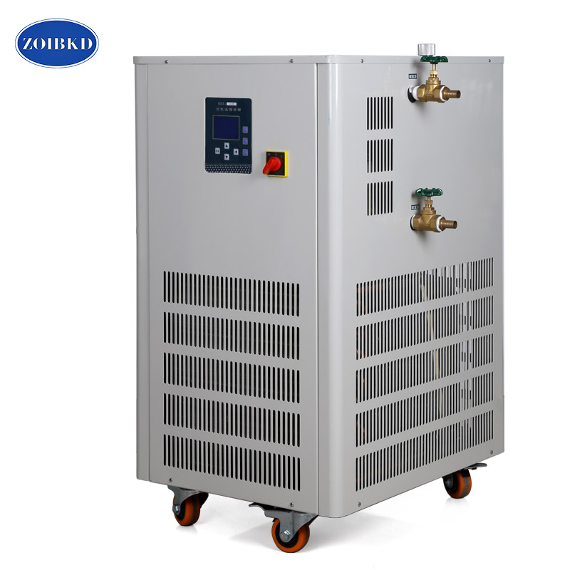Lab Heater and Chiller Cooling Multi Function High and Low Temperature Circulating with Device