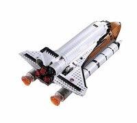 LEPIN 16014 Yıldız Uzay Mekiği Expedition 10231 Model Oluşturma Kiti Blok 1230 Adet Tuğla Oyuncaklar Çocuklar Için Hediye