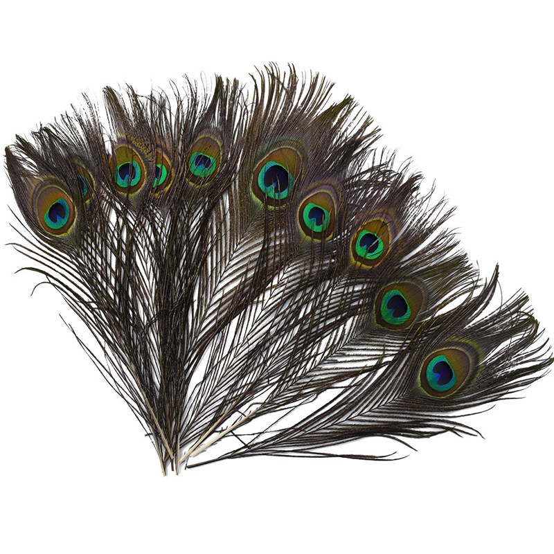 Beads & Jewelry Making 10pcs/lot Gypsy Turkish Peacock Feather Accessories Diy Clothing Hair Decoration Costumes Accessories Indian Party Jewelry