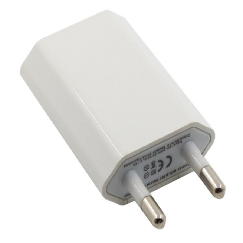 USB адаптер питания с вилкой европейского стандарта, 5 В переменного тока, микро Usb настенное зарядное устройство для Apple Iphone 6 Plus, Xiaomi LG HTC Samsung ...