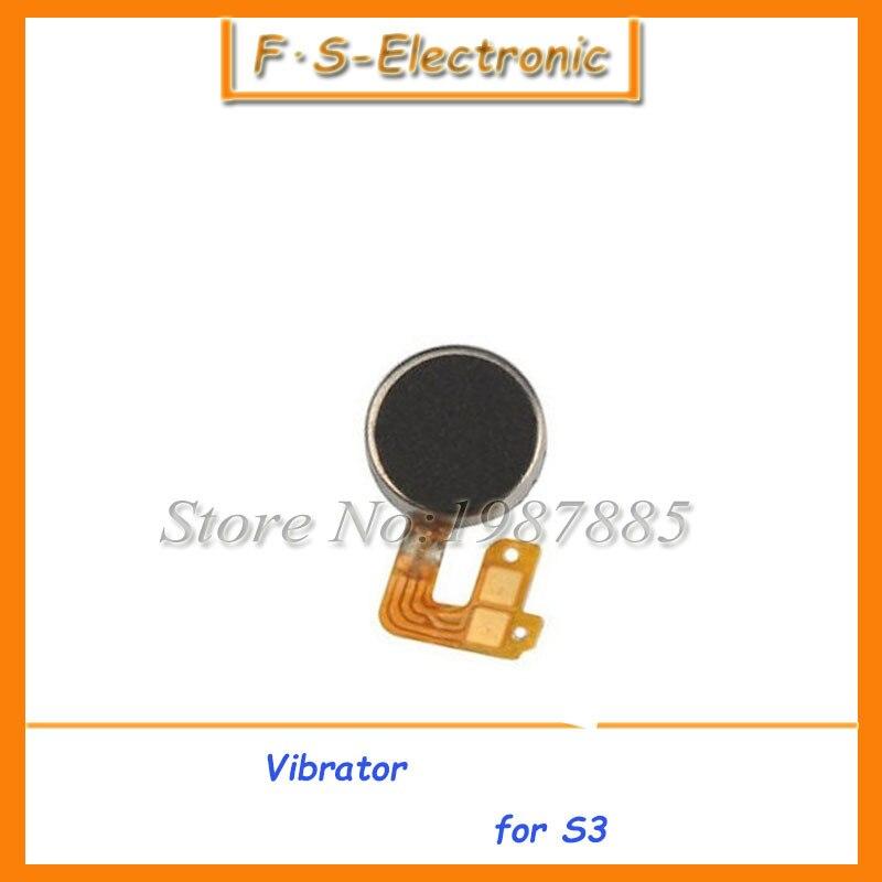 10 шт./лот Лидер продаж для Samsung Galaxy S3 Mini i8190 Вибратор Вибрация шлейф Замена Бесплатная доставка