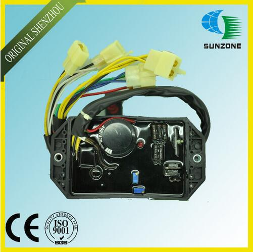 Free Shipping+KI-DAVR-50S3 three phase generator AVR automatic voltage regulator kipor gasoline generator parts free shipping ki davr 90s3 three phase 380v diesel generator suit for kipor and more generator avr automatic voltage regulator
