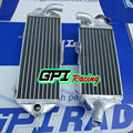 R&L aluminum/alloy radiator for  Kawasaki KX250/KX 250  1988 1989 88 89