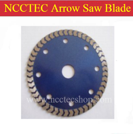 10 NCCTEC Diamond tile skill ARROW saw blades NSB10AT | 250mm cutting wheels blade | FREE shipping no 7 free shipping twist plaster saws jewelry spiral teeth saw blades cutting blade for bow saw eight kinds of sizes 144 pcs bag