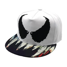 Wings Embroidered Hip-Hop Hat Snapback Baseball Cap Gorras for Men Women Lovers Hats Outdoor Sun Caps 2017 new 5 black hats qp baseball cap outdoor sports hats hip hop caps snapback sun hat for men and women wholesale ab004