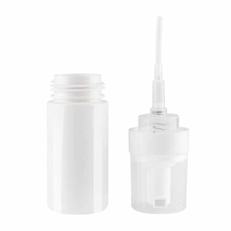 5//10//20PCS Clear Empty Plastic Foam Foaming Dispenser Pump Container Bottle