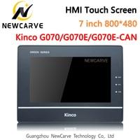 Kinco G070 G070E G070E-CAN HMI اللمس شاشة 7 بوصة 800*480 إيثرنت 1 USB المضيف جديد واجهة ما بين المستخدم والآلة RS232 RS422 RS485