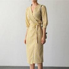 One piece Open Slit Bandage dress