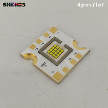 4pcs/lot Fast Shipping LED Chips Gobo 60W for Spot Lighting accessories Effect SHEHDS Stage