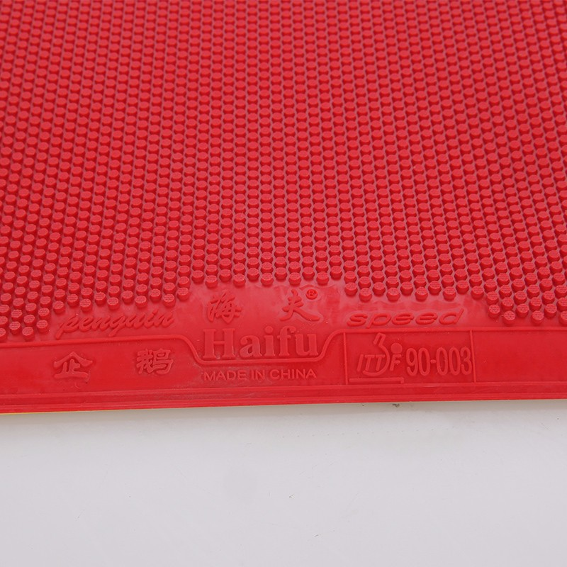 Haifu Penguin Medium Pips-out Table Tennis (PingPong) Rubber With Sponge