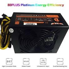 1850W PWS Antminer Power Supply 1850W PC Power Supply for Antminer S9 S7 L3+ D3 T9 UNminer A741/A740 E9 A6 A4 Miner Machine