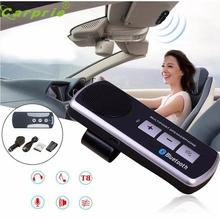 Auto Bluetooth USB Multipoint Speaker for Cell Phone Handsfree Car Kit Speakerphone Dec22