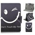 Окрашенные Tablet Case для Huawei Mediapad T1 10 T1-A21w 10 дюймов Универсальный Стенд Крышка Протектора Экрана + pen KF4A92C