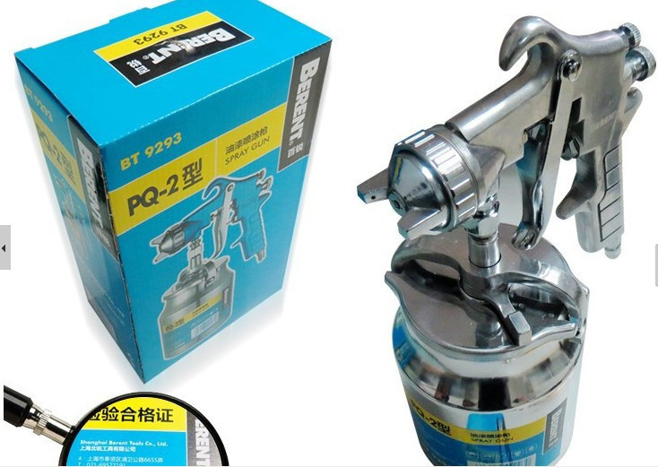 Free shipping 2014 NEW Manual paint spray gun, spray gun, paint spray gun, airbrush. paint sprayer free shipping iwata tof 50 062p special purpose small sized spray gun mold release agent gun
