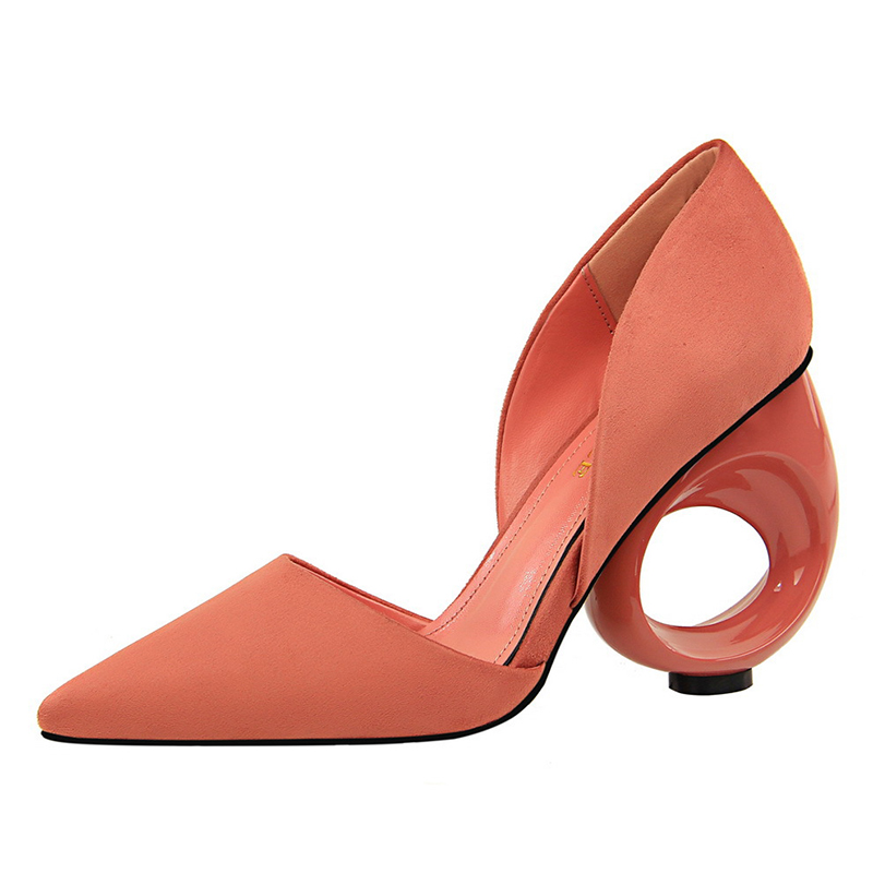 Summer shoes Woman 2018 ladies shoes sexy high heels shoes woman luxury shoes woman high heel pumps sapato feminino 610-3 туфли на высоком каблуке mid high heels shoes 2015 heles sapato feminino ladies mid high pumps