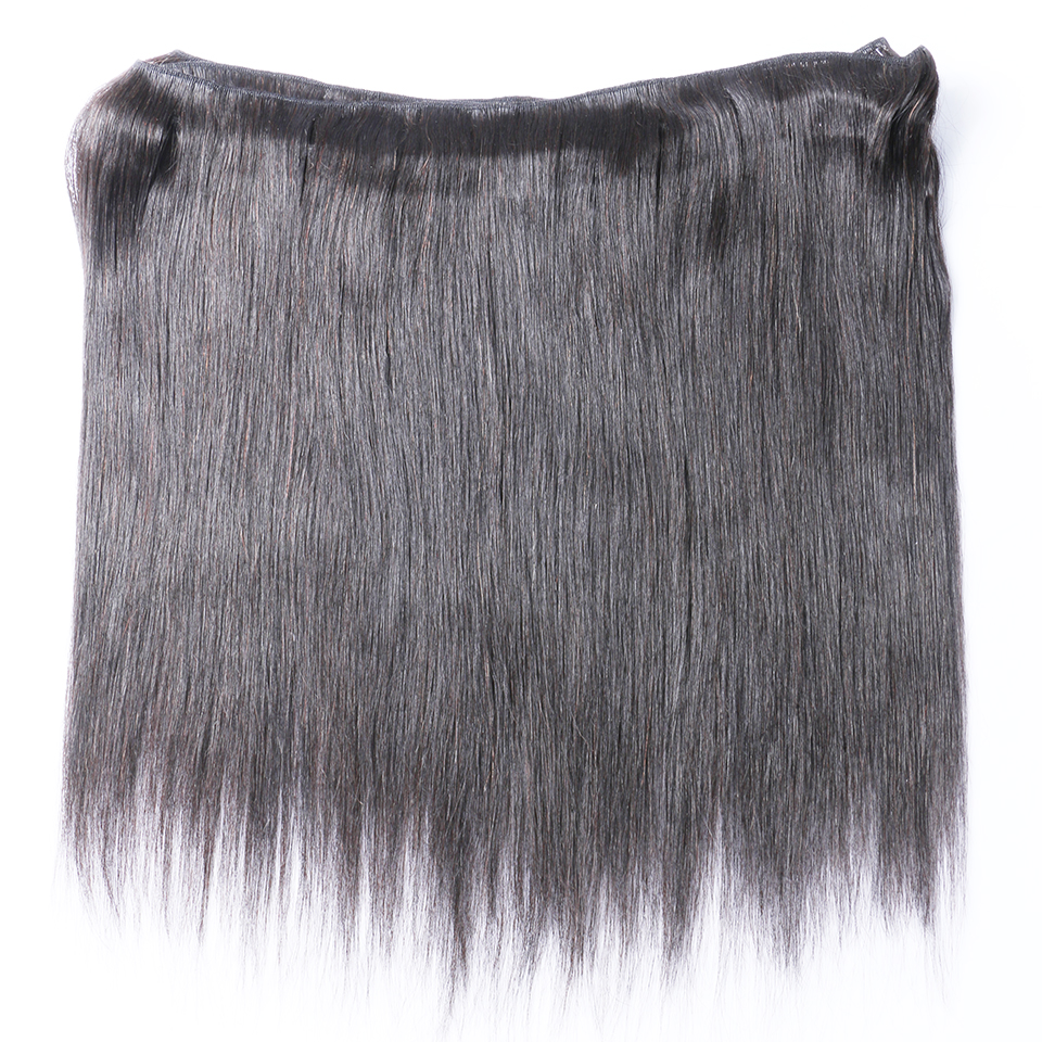 Brazilian Human hair Bundles Silky Straight Weft