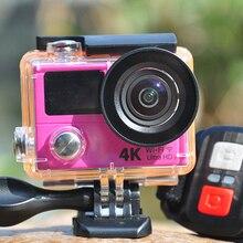Original H3R Sports Camera 2.4G Remote Control Sports Camera Waterproof Sports DV free shipping