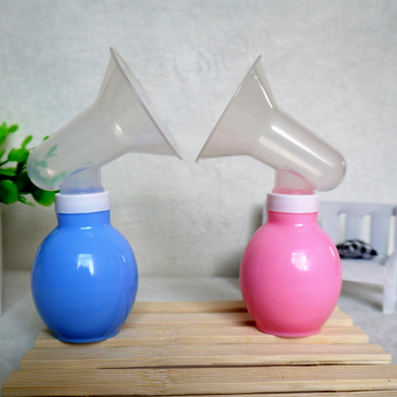 Manual Breast Type Feeding Pumps Milk Nipple Correction Pompa With Sucking Function Super Strong Suction Reliever
