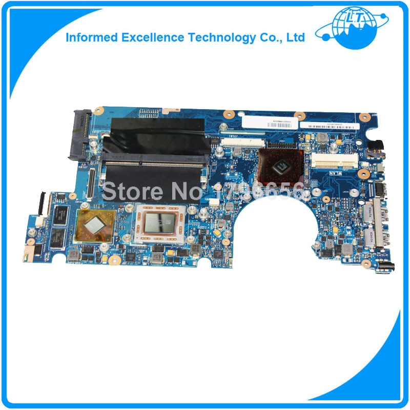 For ASUS For ASUS U38DT Latop Motherboard REV:2.1 Mainboard 100%tested радиатор dell heat sink for additional processor for r730 r730xd 374 bbhmt