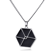 EXO Black Necklace