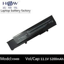 laptop battery for DELL Y5XF9,7FJ92,04D3C,4JK6R,04GN0G,0TXWRR,CYDWV,312-0997,312-0998,3400,3500,3700