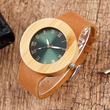 Luxury Fashion Wooden Watch For Women