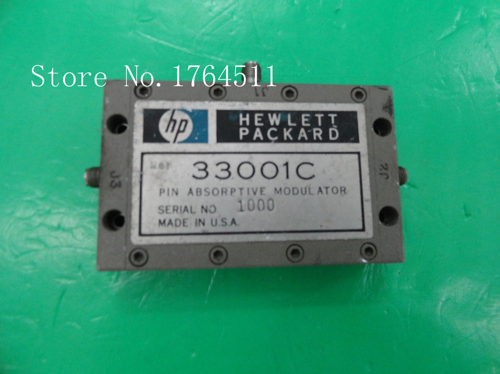 [BELLA] Original 33001C 8-18GHZ Modulator