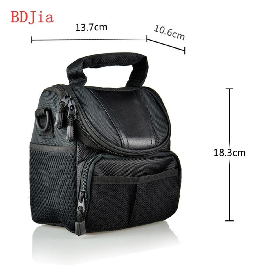 Hohe Qualität Kamera Abdeckung Tasche für Nikon P900S P610S P600 P530 P520 P510 L830 L820 L810 Mit Schultergurt, Freies verschiffen