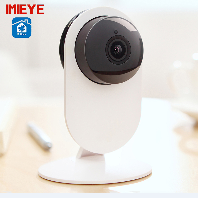 IMIEYE 720P IP Camera Wifi CCTV Security Onvif Wireless Network Wi-fi Surveillance Webcam With TF Card Record Video Night Vision